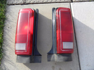 1985 Plymouth Voyager tail lights