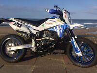 Lexmoto adrenaline 65 plate 150cc