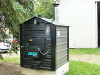 250 Empyre Outdoor Wood Furnace