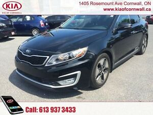 2013 Kia Optima EX Premium  | Hybrid | Leather | Panoroof | Nav