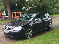 VOLKSWAGEN GOLF GTI MK7 STYLE ALLOYS X4 GOOD TYRES 5x112