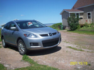 2008 Mazda CX7 Located Outside Amherst N.S.