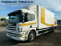 2002 Scania 94D 230 Box Manual Gearbox