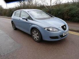 2006 Seat Leon 1.6 ++ SPARES OR REPAIR ++ STARTS & DRIVES ++ SERVICE HISTORY