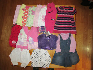 Baby girl's clothing - 12 months and 12-18 months