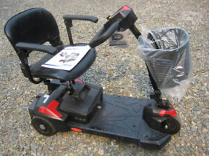 Spitfire Scout Travel Scooter. New never used