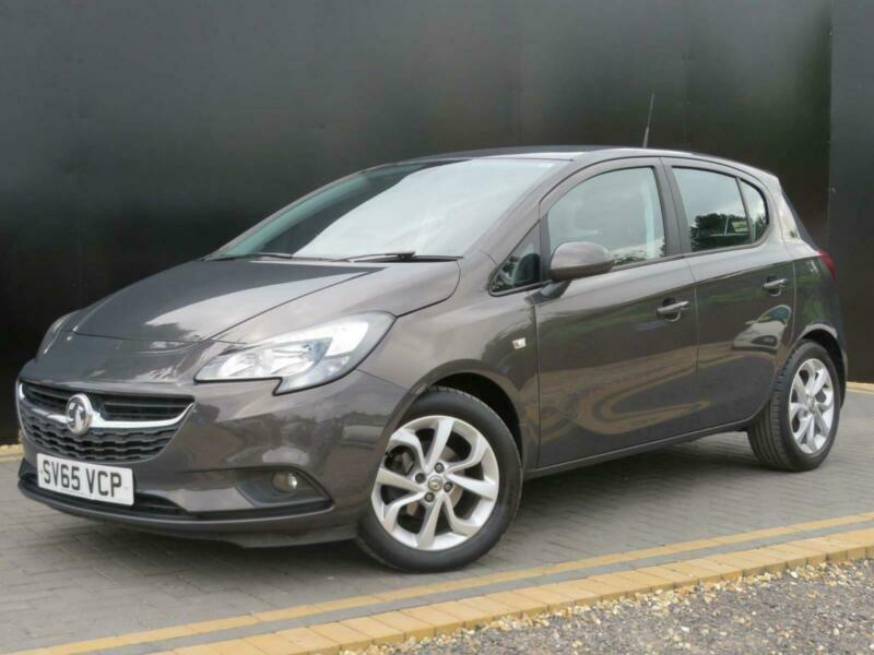 2015 Vauxhall Corsa 1.2i Excite 5dr (a/c) Hatchback Petrol Manual