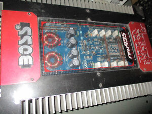 ampli boss plus sub MA audio