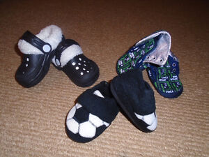 Kid shoes size 6 - 18 months  ALL $10 ***