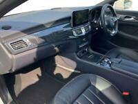 2017 Mercedes-Benz CLS CLS 220d AMG Line Premium Plus 4dr 7G-Tronic Auto Coupe D