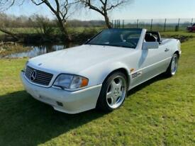 image for IMPORT FUTURE CLASSIC MERCEDES SL600 V12 CONVERTIBLE * LEFT HAND DRIVE LOW MILES