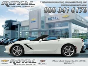 2015 Chevrolet Corvette   - Low Mileage