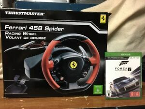 Forza 7 And Thrustmaster Wheel