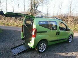 2011 Fiat Qubo 1.3 Multijet Dynamic 5dr WHEELCHAIR ACCESSIBLE VEHICLE 5 door ...