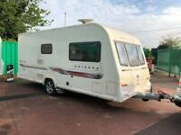 2012 Bailey Unicorn Seville 2 berth caravan MOTOR MOVER, AWNING BARGAIN !