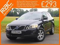 2009 Volvo XC60 2.4 D5 Turbo Diesel 205 BHP SE AWD 4x4 4WD Geartronic 6 Speed Au