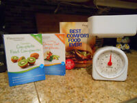 New Weight Watchers Points System & Scale
