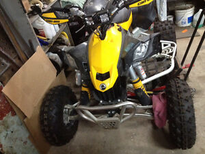 Can-Am DS450 2011
