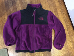 North Face Fleece Jacket - EUC