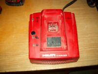 hilti chargers