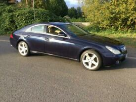 image for 2005 Mercedes-Benz CLS 5.0 CLS500 7G-Tronic 4dr Coupe Petrol Automatic