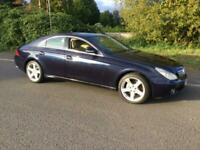 2005 Mercedes-Benz CLS 5.0 CLS500 7G-Tronic 4dr Coupe Petrol Automatic