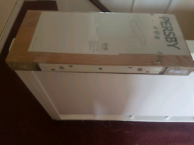 Two Wall mounted shelves ikea brand new- free delivery