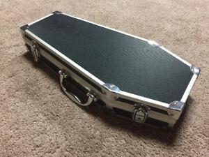 Hard Shell Coffin Case For Drum Sticks