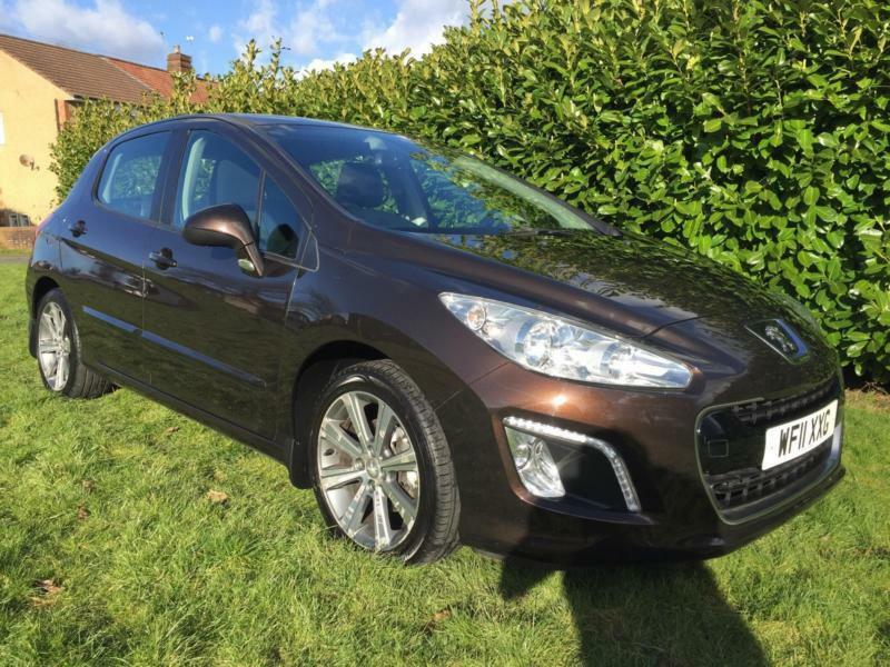 2011 11 peugeot 308 1.6e-hdi active 5dr very cheap to run   in