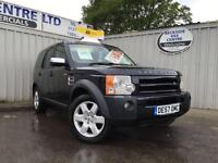 Land Rover Discovery 3 2.7TD V6 auto 2007MY HSE 4X4