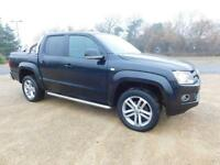 VW Amarok DC TDI HIGHLINE 4MOTION