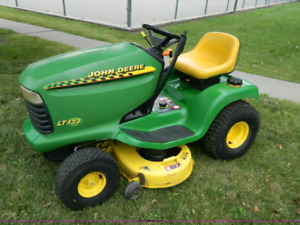 Looking for a John Deere parts mower