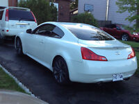 2008 Infiniti G37S techpack Coupé Mint Condition New Price 17500
