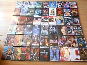 dvds 2 for $5 - all genres