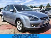 2007 FORD FOCUS ZETEC CLIMATE 1.8 TDCI LOW MILES FULL SERVICE HISTORY 2 KEYS 5DR