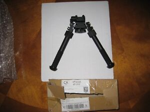 Bipod  atlas copy BT10-LW17 V8 Atlas Bipod. SCOPES HUNTING West Island Greater Montréal image 1
