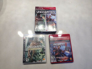 Uncharted Drake's Fortune/Among Thieves double pack (PS3)