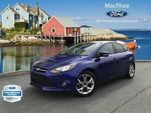 2014 Ford Focus Titanium  - Certified - Bluetooth -  Heated Seat