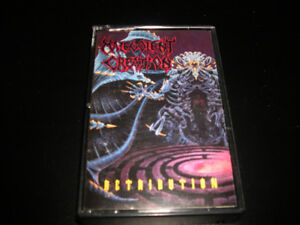 Malevolent Creation - Retribution (1992) 4 pistes Heavy metal