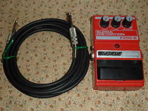 Sound Effects Pedal
