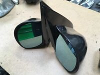 Pair of DTM wing mirrors