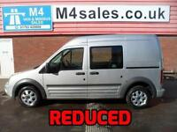 Ford Transit Connect T230 TREND HR CREWVAN A/C 110PS