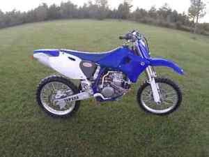 Super low hours yz426 2002