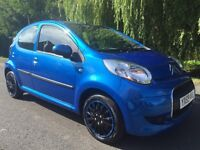 CITROEN C1 VTR LOW MILEAGE FULL MOT 1 FORMER KEEPER ONLY ��10 PER YEAR TAX FIRST TO SEE WILL BUY