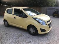2013 Chevrolet Spark 1.0 ( 68ps ) LS damage repairable cheap bargain