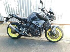 Yamaha MT10, MT 10, 2016