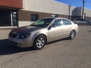 2006 Nissan Altima 2.5S - Safetied - new tires - clean title