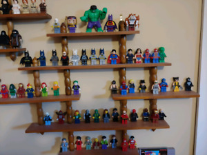Minifigure collection