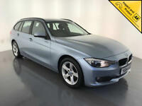 2014 64 BMW 316D SE AUTOMATIC DIESEL 1 OWNER SERVICE HISTORY FINANCE PX WELCOME