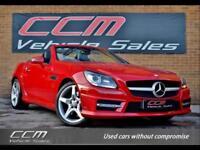 Mercedes-Benz SLK 2.1 SLK250 CDI Blue EFFICIENCY AMG SPORT Plus 2DR 2012